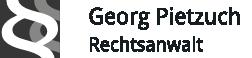 Logo von Georg Pietzuch, Rechtsanwalt Berlin Schöneberg